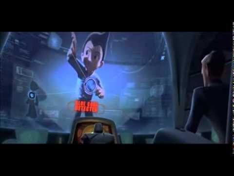 Astro boy 2009- English intro