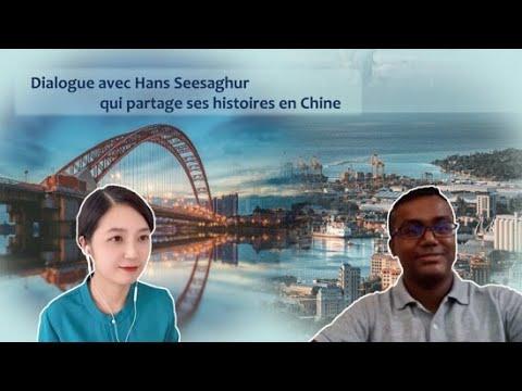 Dialogue avec Hans Seesaghur qui partage ses histories en Chine
