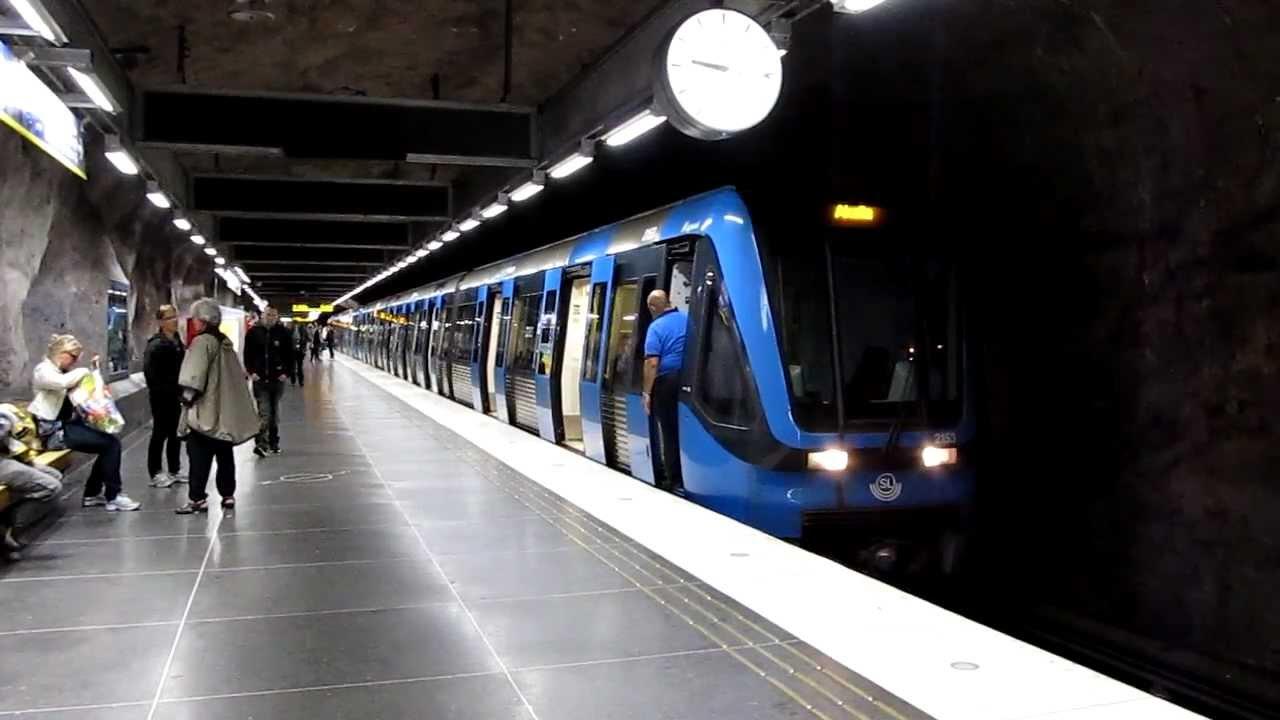 Tunnelbana gröna linjen