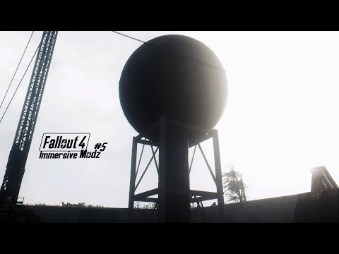 Fallout 4 Immersive Mods #5 A more realistic wasteland
