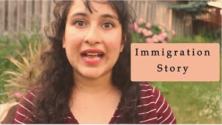 What happens at the Airport | Immigration Story | Indian Girl in Canada