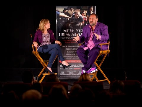 Discussion with Producer Joel Silver at New York Film Academy