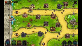 Kingdom Rush Vengeance - Denas's Castle (Impossible)