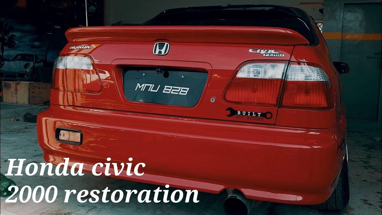 Kekurangan Honda Civic 2000 Spesifikasi