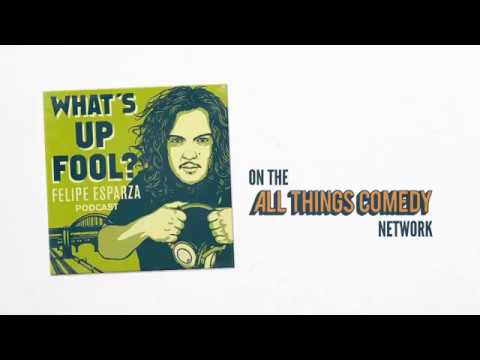 Cain Carias: What's Up Fool? w/ Felipe Esparza & Rodrigo Torres