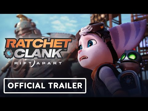 Ratchet & Clank: Rift Apart – Official Gameplay Trailer