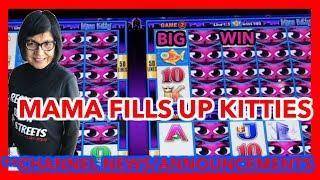 💰BIG MISS KITTY WIN @ Graton Casino + CHANNEL NEWS  | NorCal Slot Guy
