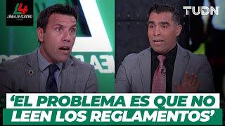 🔥 ¡SE PRENDIERON! 'Chiquimarco' y 'Ruso' Zamogilny discuten el Caso Viñas | TUDN