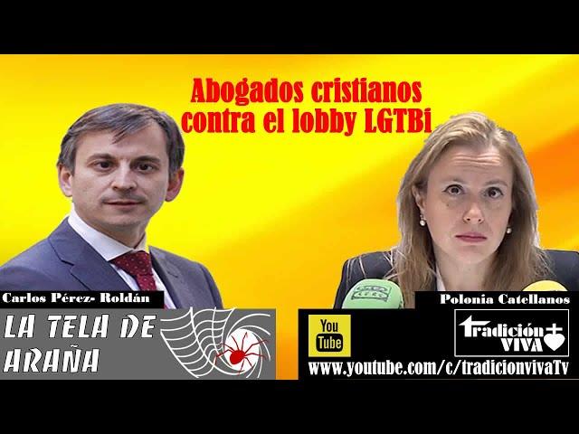 Abogados Cristianos contra el LOBBY LGTBi