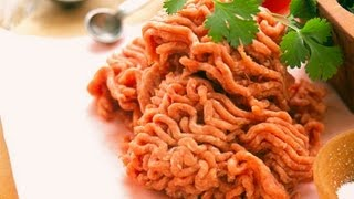 Ground Turkey Contaminated with Feces??