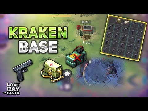 THE MOST PROFITABLE RAID YOU'VE EVER SEEN! KRAKEN BASE - Last Day on Earth: Survival