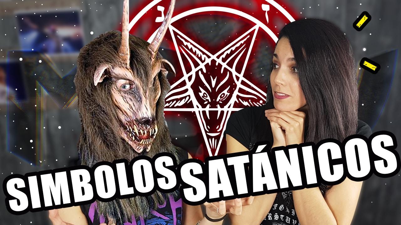 Símbolos Satánicos Youtube