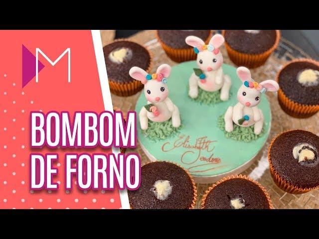 Bombom de forno - Mulheres (15/03/2019)