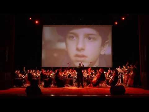 МИРОВЫЕ САУНДТРЕКИ (1 часть) Симфонический оркестр 5.10.2016 ГЦК