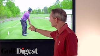 Patrick Reed's Golf Swing Secrets | Hank Haney: Swing Like a Pro