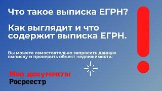 Выписка ЕГРН.(, 2017-11-20T12:56:08.000Z)