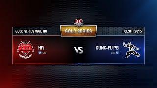 HELLRAISERS vs KUNG-FU.PB Week 6 Match 3 WGL RU Season I 2015-2016. Gold Series Group  Round