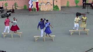 Filipino Folk Dance - Sayaw Sa Bangko