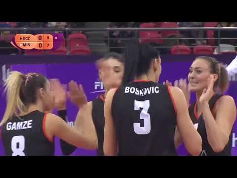 Eczacibasi VitrA (TUR) vs Minas (BRA) - Semi Finals - Full Match
