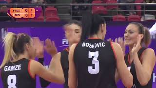Eczacibasi VitrA (TUR) vs Minas (BRA) - Semi Finals - Full Match