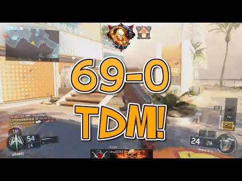 69-0 TDM Nuclear! - Call Of Duty Black Ops 3