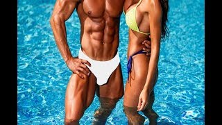 When Bodybuilders Goes To The Beach & Pool  | bodybuilders swimming 2018