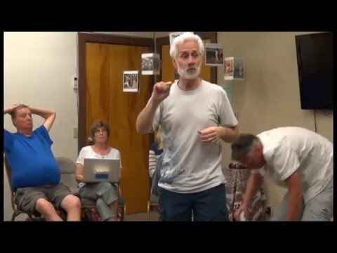 Word by Heart training day one Part Two