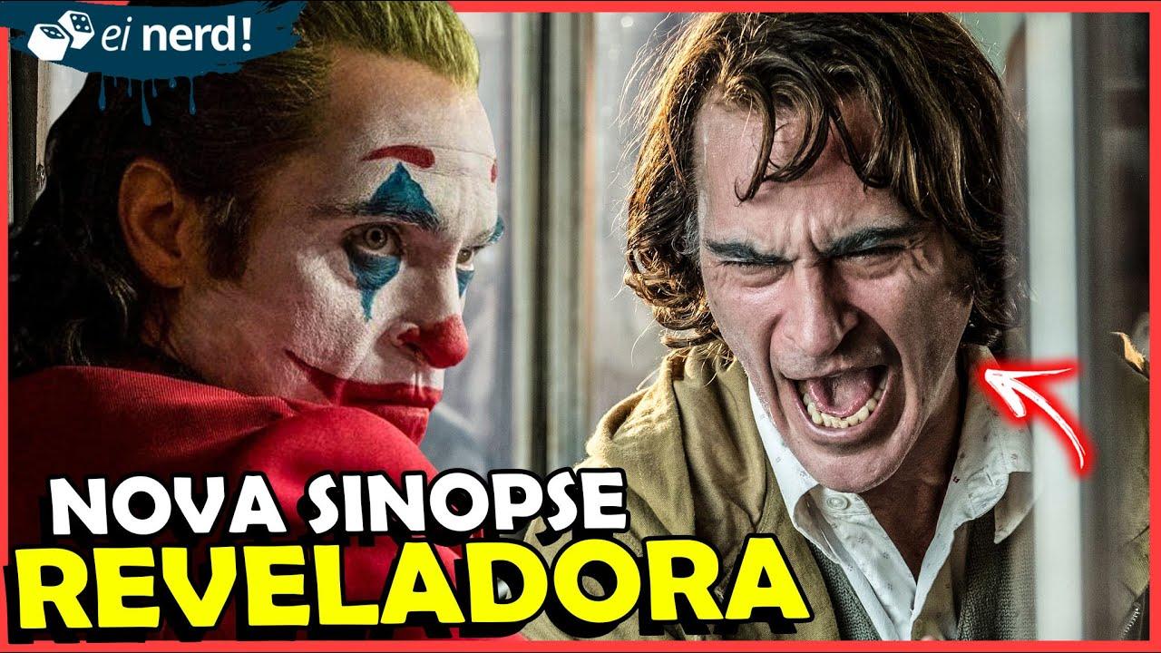 CORINGA: NOVA SINOPSE REVELADORA