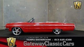 646-TPA 1964 Chevrolet Impala SS