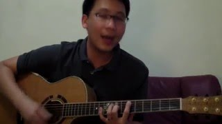 Blessed be the Lord God Almighty - David Baroni Cover