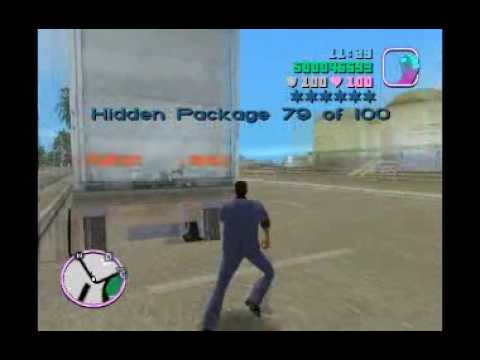 video city hidden packages Gta vice