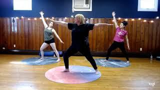 10 Minute Slow Flow Yoga Class