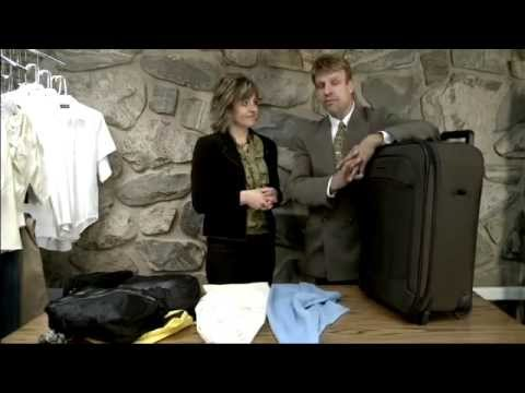 Missionaries- Packing checked luggage • ILCTravelOutfitters.com TU224X