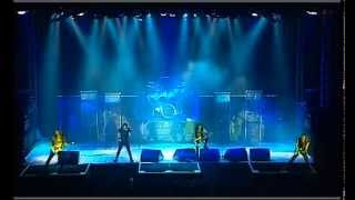 Iron Maiden - The Edge Of Darkness - (live 1995, Bulgaria)