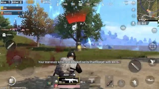 PUBG - MOBILE - First Games - Xmaster and kiltec Rippin it up! 2x Chicken Dinner!