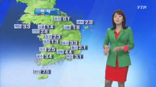 '춘분' 출근길 바람불며 쌀쌀...낮 동안 따뜻 / YTN Free HD Video