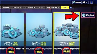 New V-bucks Glitch (NO CLICKBAIT!) | Fortnite Battle Royale