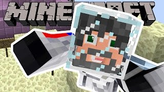 IMPOSSIBLE MOON MISSION!! | Minecraft | Super Minecraft Maker