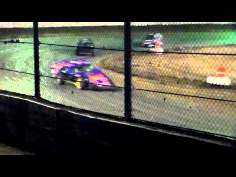 Non Qualifier Modified Amain @ LaSalle Speedway 03/26/16