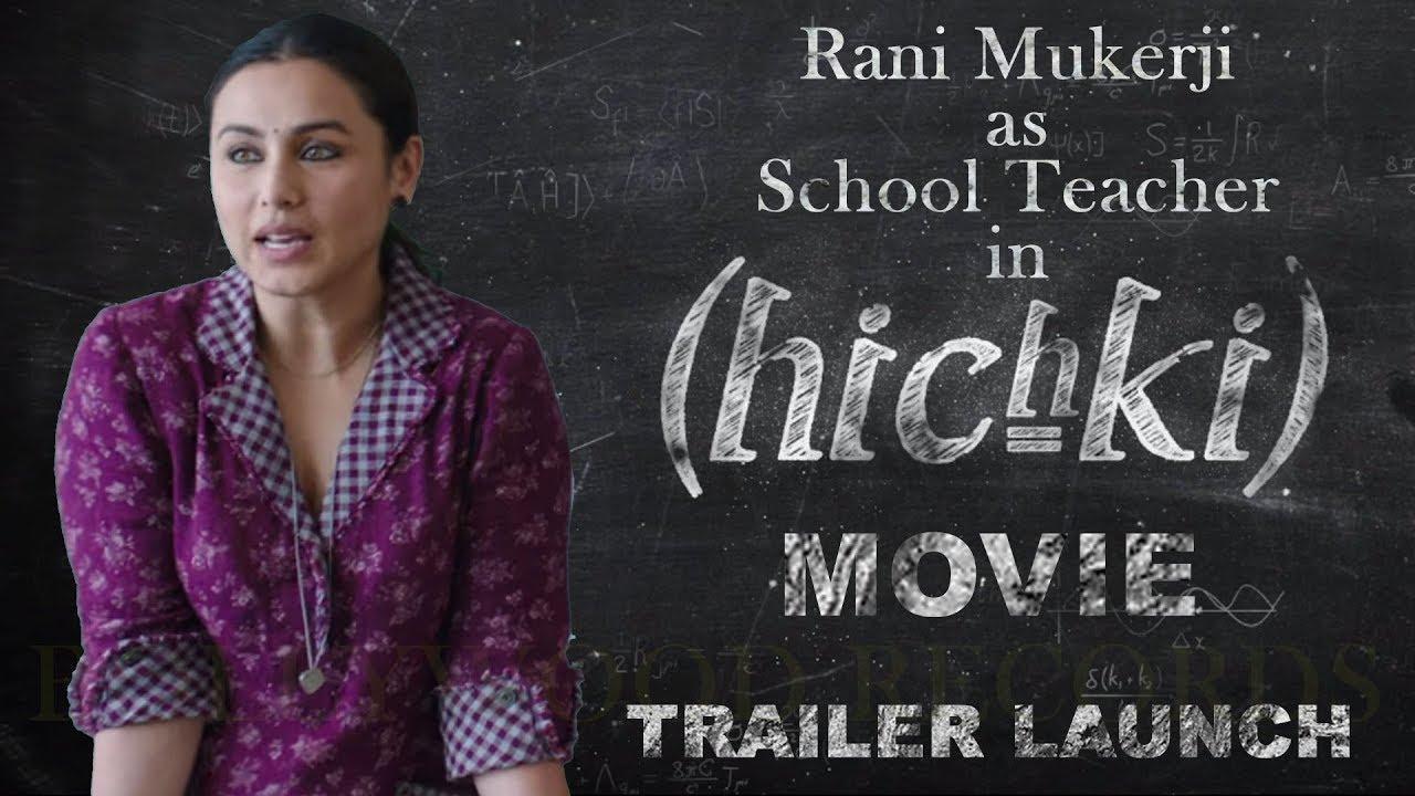 Hichki Full Movie Online