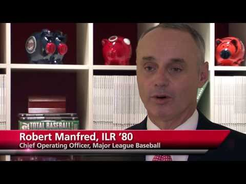 National Hockey League's Gary Bettman and Major League Baseball's Rob Manfred were introduced to labor negotiations at Cornell's ILR school.