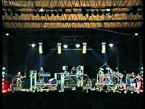 ALMAMEGRETTA - SUDD! (live sanacore tour 1995)