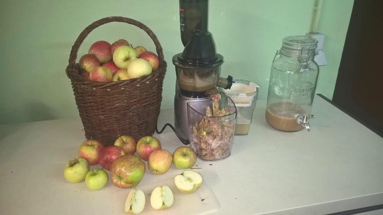 Faire un jus de pomme frais maison du verger youtube - Jus de pomme maison ...