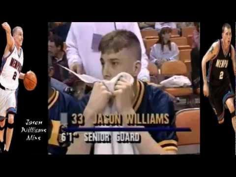 Jason Williams Highlights Dupont vs.Martinsburg High School Games [03.19.1994]