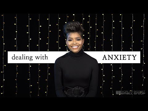 The best way to deal with anxiety and panic attacks | Jasmine Murray (World's Biggest Small Group)