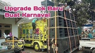 Brwog Audio Upgrade Box Baru Buat Karnaval