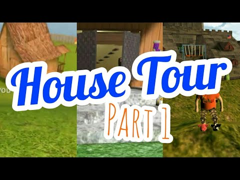 House Tour Part 1 | School of Chaos Online MMORPG