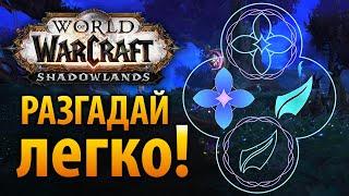 БЫСТРО разгадай головоломку с символами Туманов Тирна Скитта!