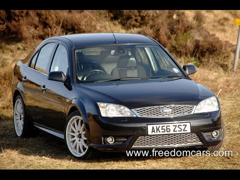 ford mondeo 3 0 st220 5dr full history low mileage. Black Bedroom Furniture Sets. Home Design Ideas