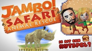 Is dit een kutspel? - Jambo Safari Animal Rescue (Wii)